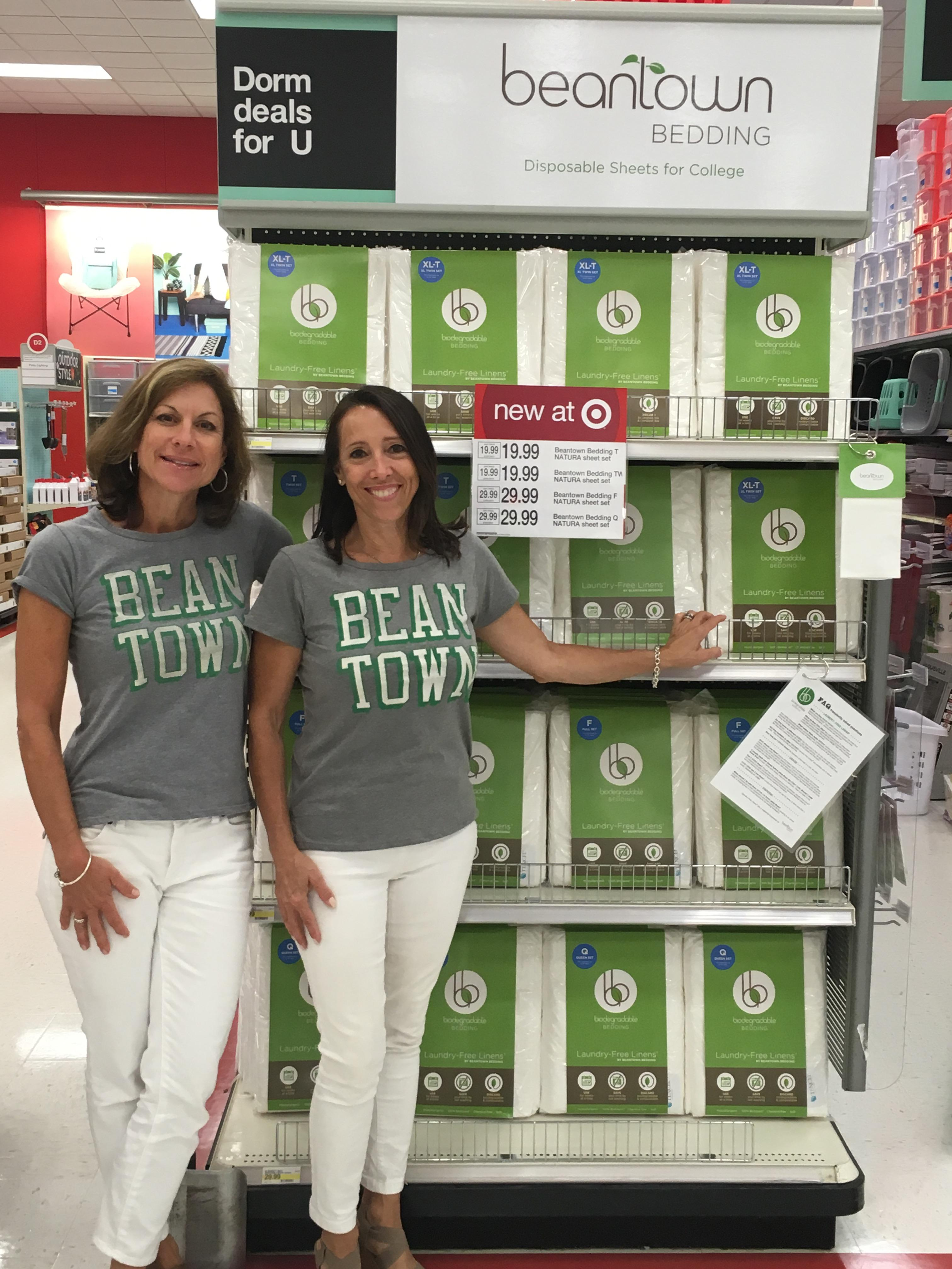 Beantown Bedding Back to College Launch with Target