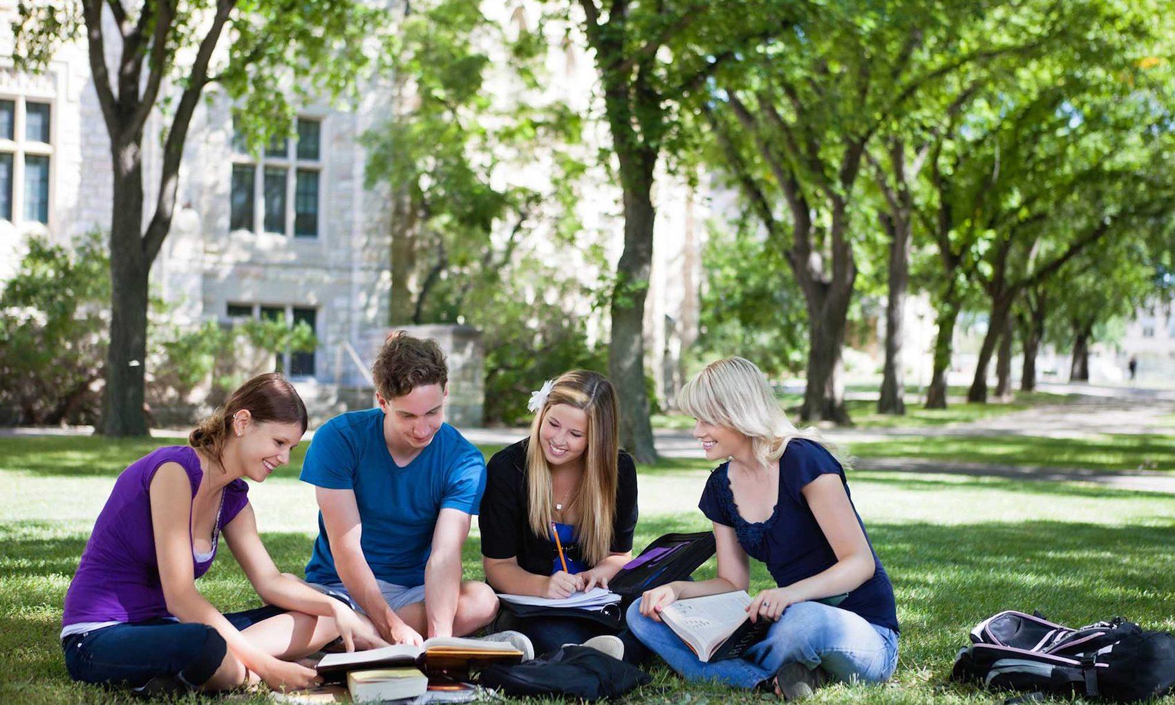 college-quad